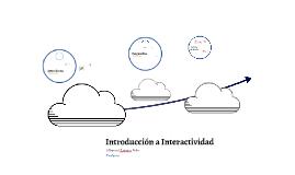 Introducción Interactividad
