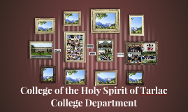 College of the Holy Spirit of Tarlac
