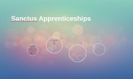 Sanctus Apprenticeships