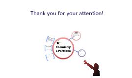 Chemistry E-Portfolio