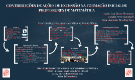 VII CONGRESSO INTERNACIONAL DE ENSINO DA MATEMÁTICA