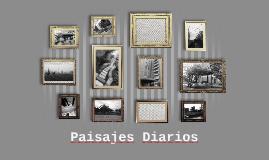 Paisajes Diarios