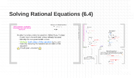 Copy of Solving Rational Equations (6.4)