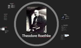 theodore roethke s knew woman various figures speach According to the bedford glossary of critical and literary terms, denotation is a word's a woman's designated domain in layman's terms, it is when something.