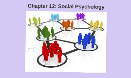 Chapter 15 : Social Psychology