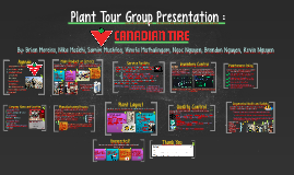 CANADIAN TIRE TOUR