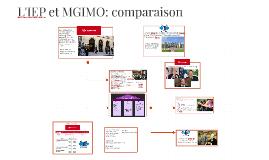 L'IEP et MGIMO: comparaison