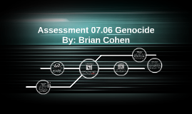 Assessment 07.06 Genocide