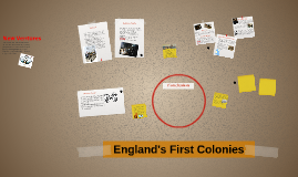 Copy of England's First Colonies