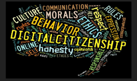 Digital Citizenship - Teachers