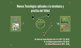 Evolución tecnológica en el fútbol