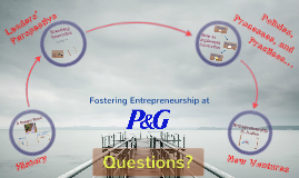Corporate Venturing at P&G