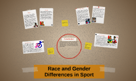 Race and Gender Differences
