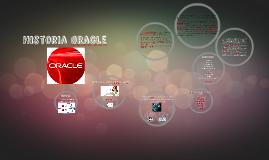 Historia Oracle