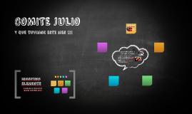 COMITE JULIO