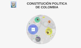 CONSTITUCIÓN POILITCA DE COLOMBIA