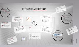 Copy of INFORME AUDITORIA