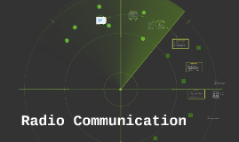 Radio Communication. CASC
