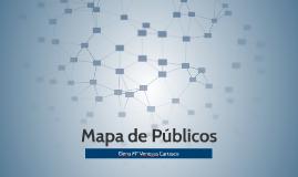 Mapa de Públicos