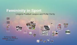 Femininity in Sport
