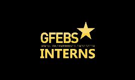 Copy of GFEBS Interns