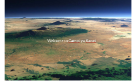 Copy of Welcome to Campi ya Kanzi