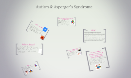 Autism & Asperger's Syndrome