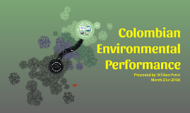 Colombian Environmental Performance