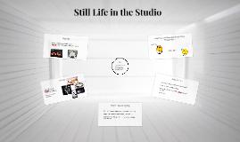Still Life in the Studio