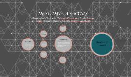 DESC Data Analysis