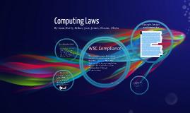 Computing Laws