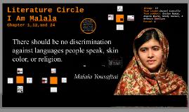 I Am Malala: Ch.1,12, & 24
