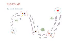 WWI Flow Chart - Alliances