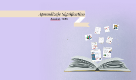 Copy of Aprendizaje Significativo de David Ausubel
