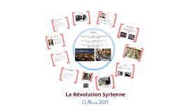 La Révolution Syrienne