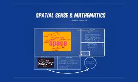 Mathematical Spatial Sense