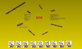 New BIM Students