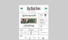 Abu Dhabi News