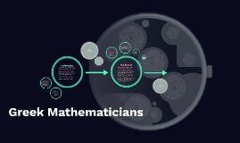 Greek Mathematicians