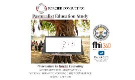 Pastoralist Education Study