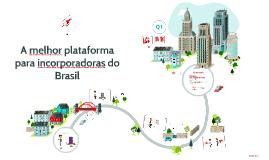 A melhor plataforma para incorporadoras do Brasil