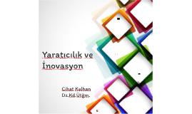 Copy of Inovasyon ve Yaratıcılık