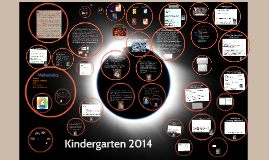 Copy of Kindergarten 2014