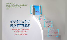 Copy of CONTENT Matters