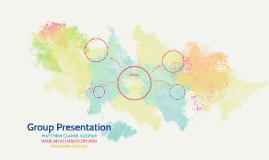 Group Presentation wk 10