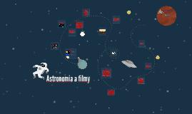 Astronomia a filmy