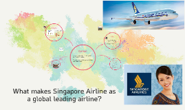 What makes Singapore Airline as a global leading airline?