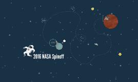 2016 NASA Spinoff