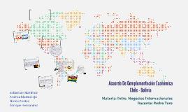 Copy of Acuerdos comerciales en Chile