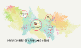 Communities of language use